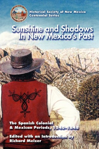 9781890689247: Sunshine & Shadows in New Mexico's Past
