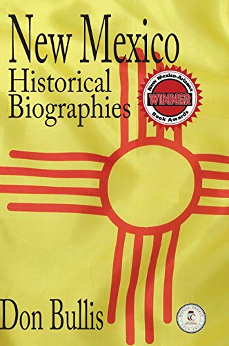 9781890689872: New Mexico Historical Biographies