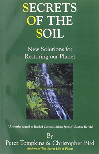 9781890693244: Secrets of the Soil : New Solutions for Restoring Our Planet