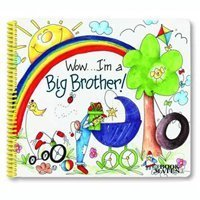 9781890703028: Wow, I'm a Big Brother!