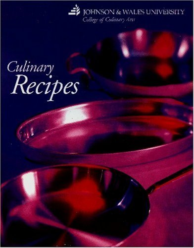 Culinary Recipes: Johnson and Wales