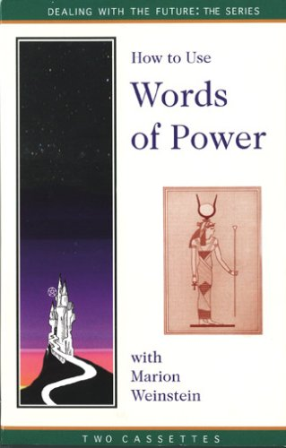 9781890733032: How to Use Words of Power
