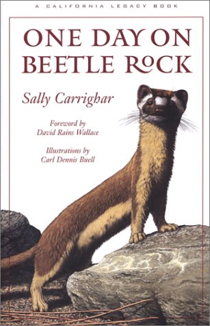 9781890771539: One Day on Beetle Rock (California Legacy Book)