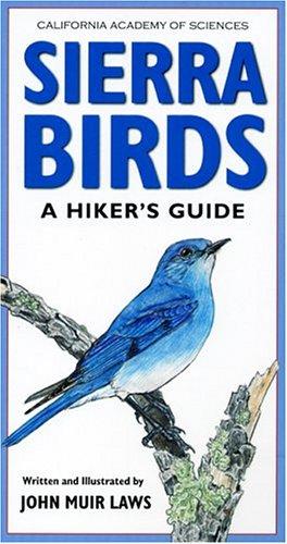9781890771782: Sierra Birds: A Hiker's Guide