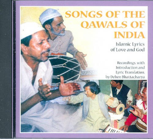 9781890772123: Songs of Qawals of India (CD)
