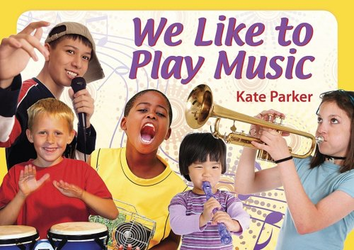 We Like to Play Music: Kate Parker