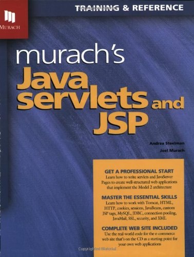 9781890774189: Murach's Java Servlets and JSP