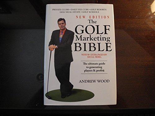 9781890777104: Golf Marketing Bible