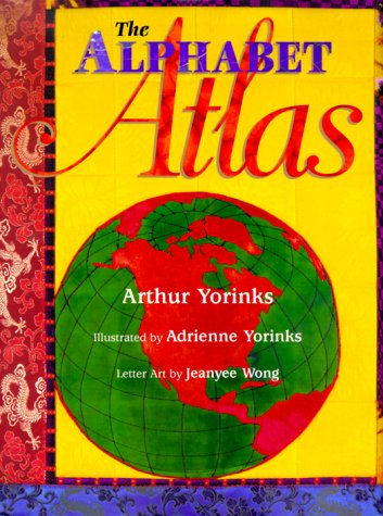 9781890817145: The Alphabet Atlas