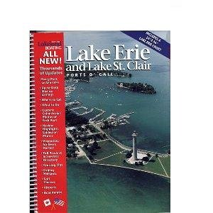 9781890839055: Lakeland Boating's Lake Erie and Lake St. Claire Ports `O Call Cruise Guide