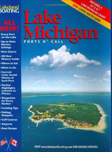 9781890839130: Lakeland Boating's Lake Michigan Ports O' Call