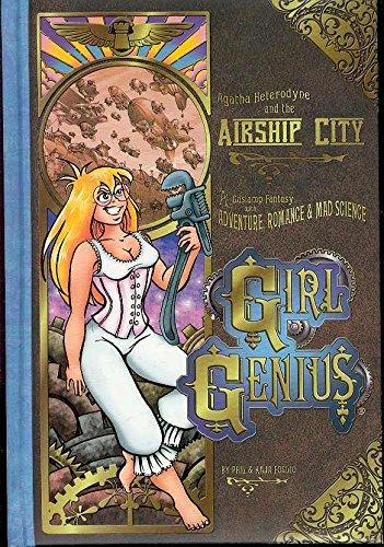 9781890856311: Girl Genius Volume 2: Agatha Heterodyne & The Airship City (v. 2)