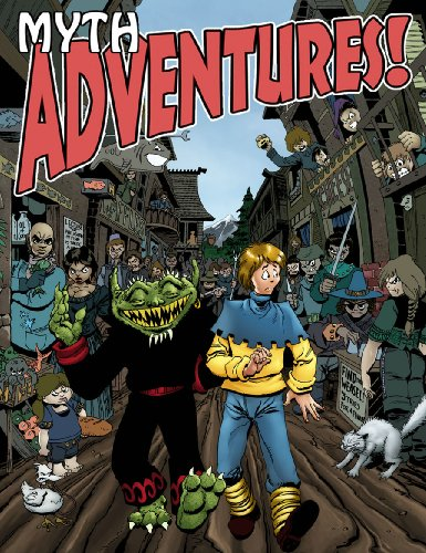 9781890856434: Myth Adventures Collection: Another Fine Myth