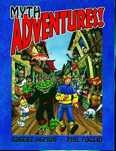 9781890856441: Myth Adventures Collection: Another Fine Myth