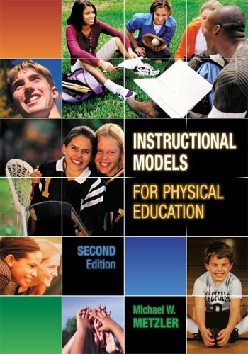 9781890871581: Instructional Models for Physical Education