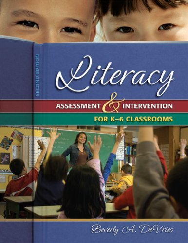 9781890871826: Literacy Assessment & Intervention for K-6 Classrooms