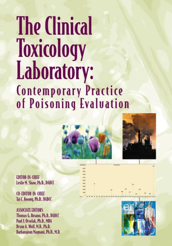 Clinical Toxicology Laboratory: Contemporary Practice of Poisoning: Shaw, Leslie M.;