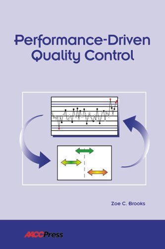 9781890883546: Performance-Driven Quality Control