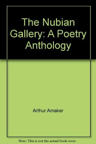 9781890886042: The Nubian Gallery: A Poetry Anthology
