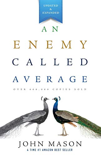 9781890900878: An Enemy Called Average (Updated and Expanded)