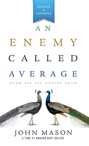 9781890900984: An Enemy Called Average (Updated and Expanded)