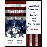 American Government and Politics in the New Millennium: Stowitts, Theresia