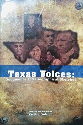 9781890919580: Texas Voices