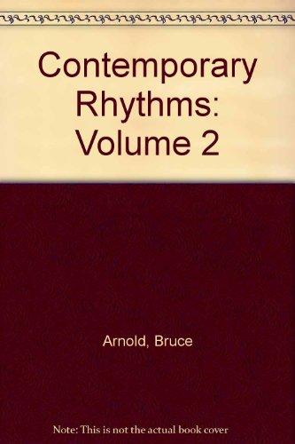 9781890944285: Contemporary Rhythms: Volume 2