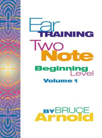 9781890944315: 1: Ear Training: Two Note Volume One with CD