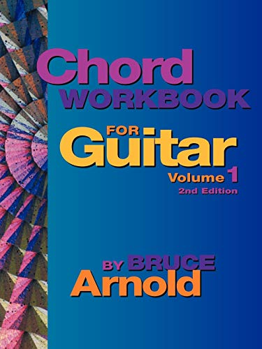 9781890944506: Chord Workbook for Guitar: Chords and Chord Progressions, Vol. 1