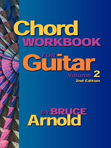 9781890944513: 2: Chord Workbook for Guitar Volume Two