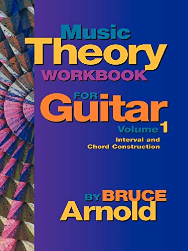 9781890944520: Music Theory Workbook for Guitar Volume One: 1