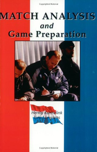 9781890946197: Match Analysis and Game Preparation