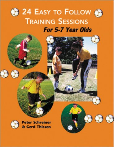9781890946463: 24 Easy to Follow Training Sessions: For 5-7 Year Olds