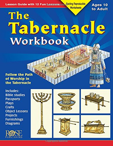 9781890947378: The Tabernacle Workbook: Lesson Guide with 12 Fun Lessons