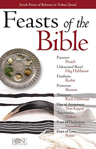 9781890947583: Feasts of the Bible pamphlet (Feasts and Holidays of the Bible pamphlet)