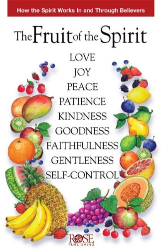 9781890947828: Fruit of the Spirit pamphlet -pkg of 5 pamphlets