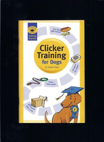 9781890948009: Getting Started: Clicker Training for Dogs