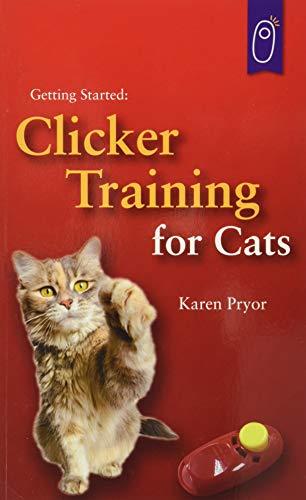 9781890948146: Getting Started: Clicker Training for Cats (Karen Pryor Clicker Books)