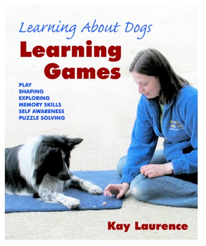 9781890948368: Learning Games: Learning about Dogs