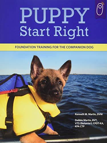 9781890948443: Puppy Start Right: Foundation Training for the Companion Dog (Karen Pryor Clicker Book)
