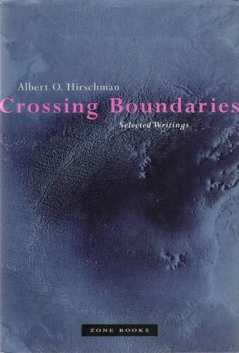 9781890951054: Crossing Boundaries: Selected Writings