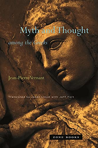 9781890951603: Myth and Thought among the Greeks (Zone Books)