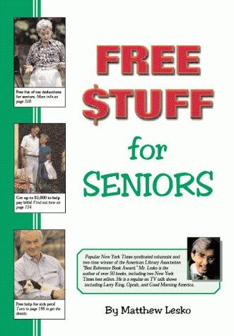 9781890957087: Free Stuff For Seniors