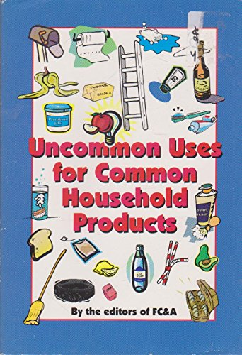 9781890957490: Uncommon Uses for Common Household Products