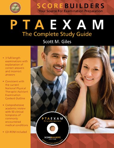 9781890989255: PTAEXAM: The Complete Study Guide