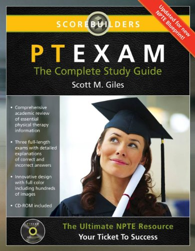 9781890989323: PTEXAM: The Complete Study Guide