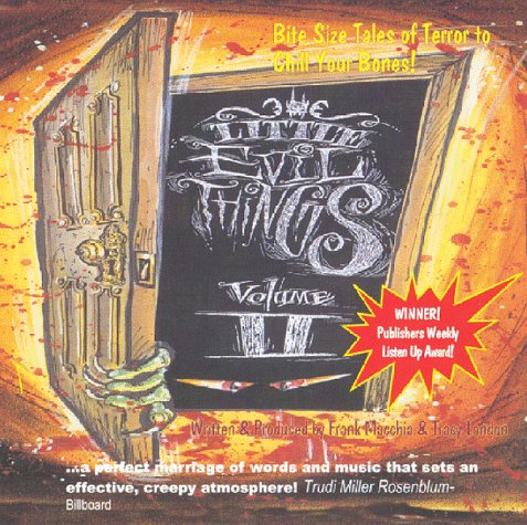 9781891007033: Little Evil Things, Volume II: Audio Horror Stories with Music Accompaniment