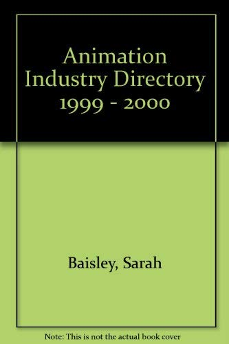 Animation Industry Directory 1999-2000