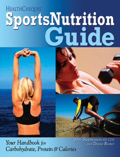 Sports Nutrition Guide (HealthCheques Series): Jane Stephenson and